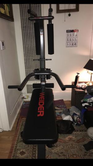 Weider Flex CTS Home Gym Brand New + Pull up bar for Sale in Pasadena, CA