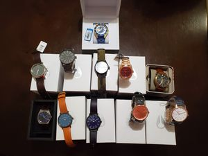 Watches NEW Nixon Fossil Technomarine for Sale in Arlington, TX