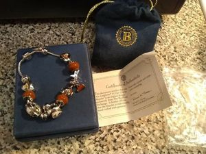 Texas long horn charm bracelet for Sale in Canton, TX