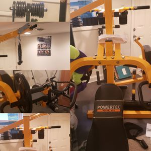 Power tech workout machine for Sale in Chicago, IL