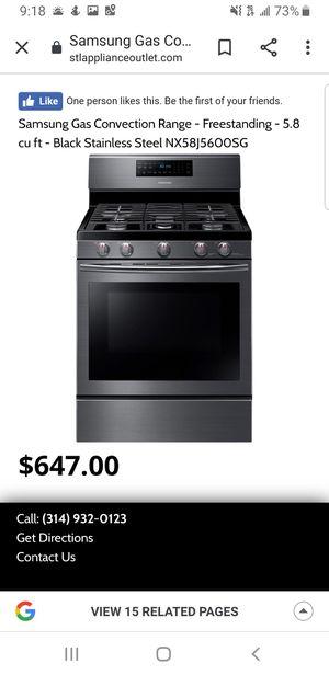 Samsung appliances for Sale in BRECKNRDG HLS, MO