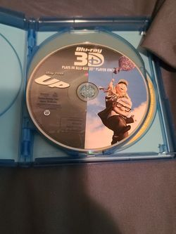 Up 3D Bluray Set for Sale in Cape Coral,  FL