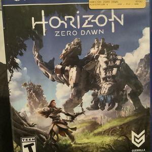 HORIZON ZERO DAWN - Good Condition for Sale in Oklahoma City, OK