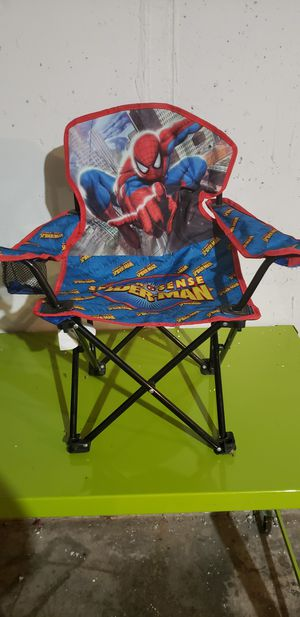 Kid's spiderman chair for Sale in St. Louis, MO
