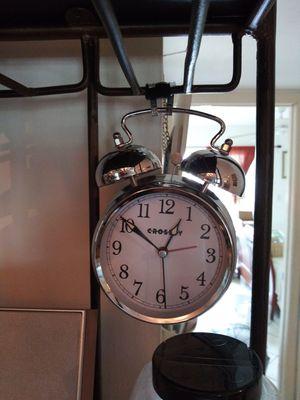 Clock w battery for Sale in West Palm Beach, FL