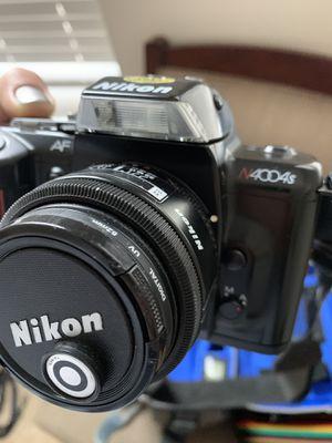 Nikon film camera for Sale in Manassas, VA