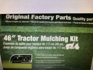 POULAN PRO OEM46 MK MULCH KIT WITH BLADES for Sale in Peoria, AZ