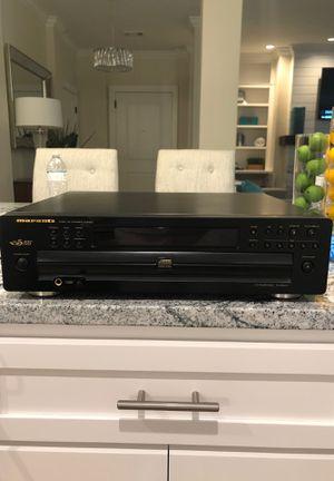 Marantz 5 Disk CD Changer for Sale in Greensboro, GA