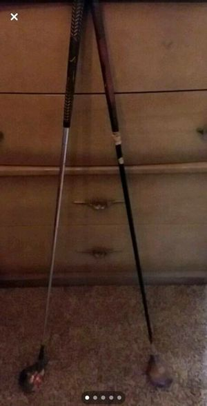 2 Vintage Golf Clubs for Sale in Sioux Falls, SD