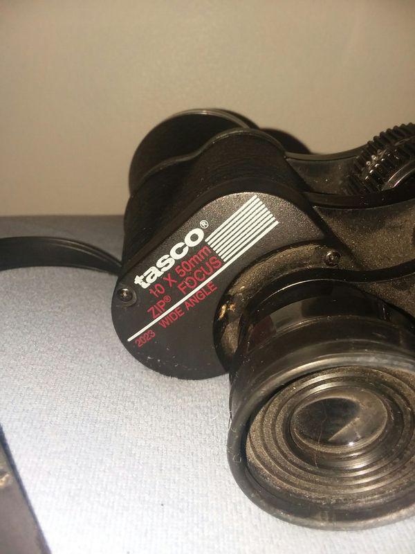 Tasco Zip Focus 10 x 50mm Binoculars