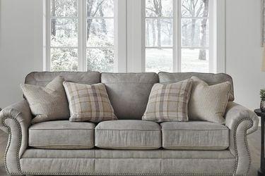 ♨️On Display 💢💫Olsberg Steel Queen Sofa Sleeper 👁️🗨️💐 for Sale in Hyattsville,  MD
