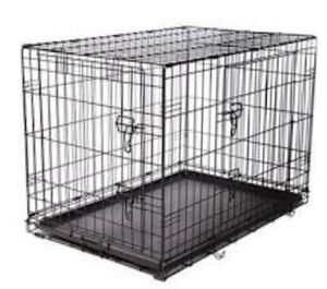 Medium 36 inch crate cage for Sale in Cleveland, OH