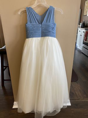 Wedding - Flower girl dress and dress shoes for Sale in Sewickley, PA