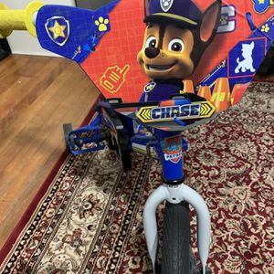 Paw Patrol Trycicle For Toddlers for Sale in Worcester, MA