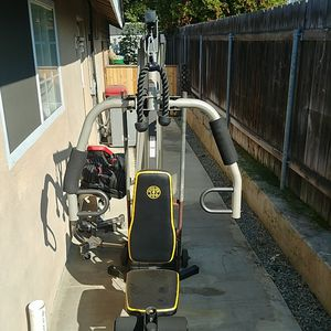 Gold's Gym XR55 for Sale in Lake Forest, CA
