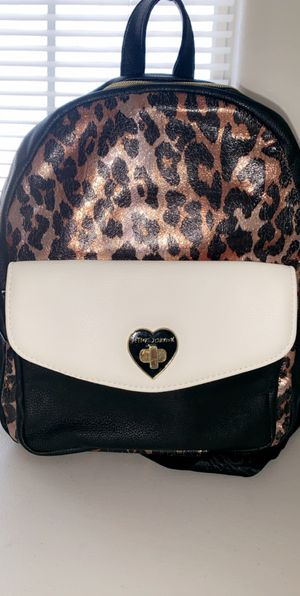 Betsey Johnson Backpack/Purse for Sale in Las Vegas, NV