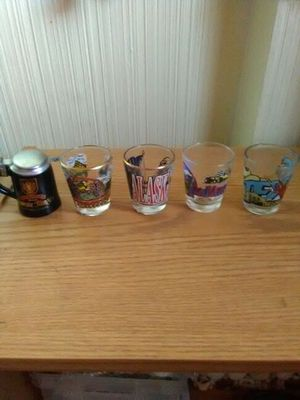 Collection of Shot Glasses for Sale in Saint Petersburg, FL