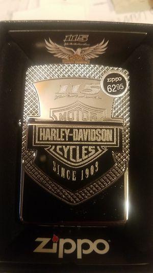 Harley Davidson Zippo for Sale in Lakeland, FL