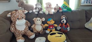 Beautiful stuffed animals for Sale in Bellflower, CA