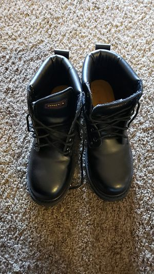 Work boots for Sale in Riverside, CA
