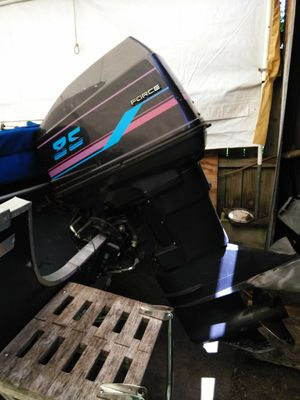 """1989 85hp 20""""shaft, sell or trade for 70hp for Sale in Hobe Sound, FL"""