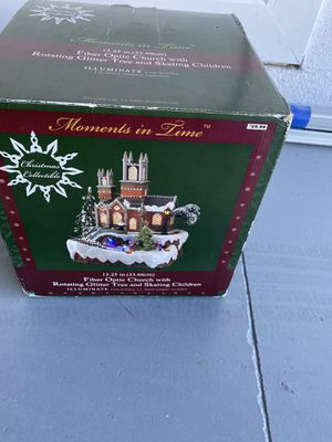 Fiber Optica Christmas Decoration for Sale in Howey-in-the-Hills, FL