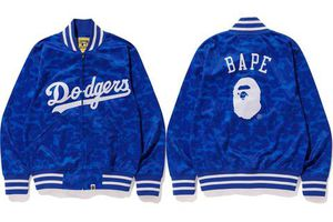 Bape Dodgers Jacket! New with tags and confirmation of purchase. Size Small. True to size. for Sale in Long Beach, CA