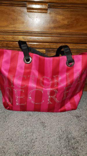 Victoria's Secret Pink/Red tote bag for Sale in Carol Stream, IL