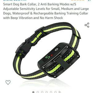 Smart Dog Bark Collar for Sale in Woodbridge, VA