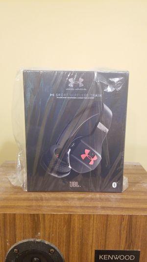 UA Sport wireless train headphones bluetooth by JBL for Sale in West Bloomfield Township, MI