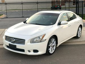 2009 Nissan Maxima for Sale in FAIRMOUNT HGT, MD