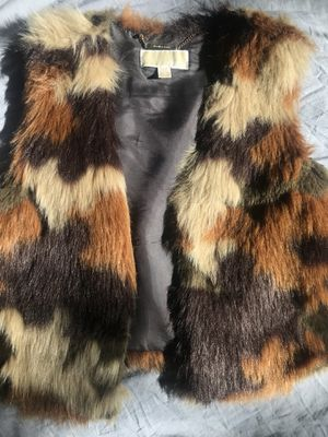 Michael Kors Faux Fur Vest Size Small for Sale in Portland, OR