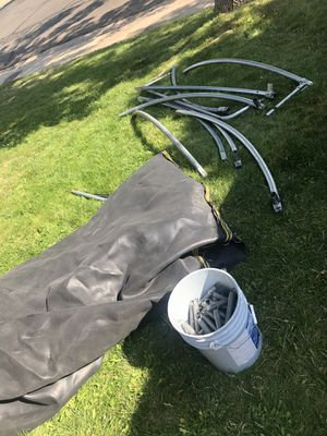 Free trampoline for Sale in Westminster, CO