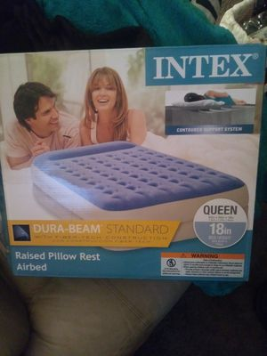 Intex airmattress for Sale in Chicago, IL