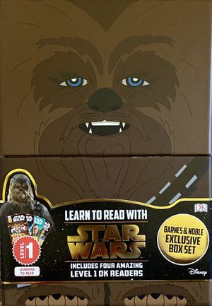 Learn to Read with Star Wars: Chewie Level 1 (B&N Exclusive Box Set) for Sale in Windermere, FL