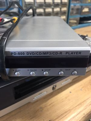 DVD /cd/mp3/ cdr player , rarely used. for Sale in Elk Grove, CA