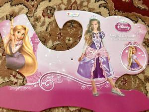 Tangled rapunzel costume size small for Sale in Alexandria, VA