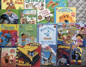 Children Board Book Hardcover and Lift-a-Flap Books for Sale in Alexandria, VA