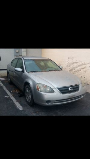 Nissan Altima 2002 for Sale in Washington, DC