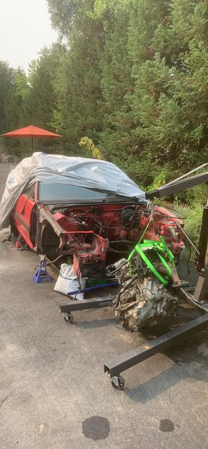 1990 EF Honda Civic (PART OUT) for Sale in Loomis, CA