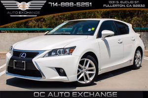 2017 Lexus CT for Sale in Fullerton, CA