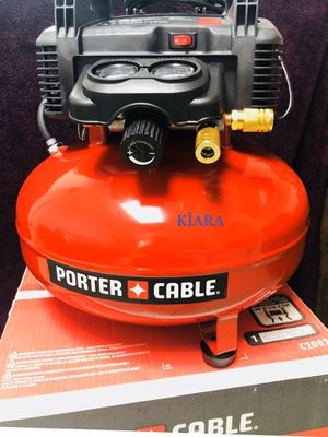 Porter Cable Air Compressor 6 Gal for Sale in Anaheim, CA
