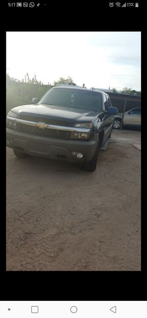 2002 avalanche for Sale in Tucson, AZ