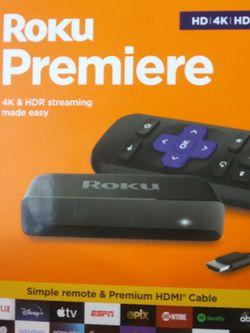 Brand New Roku Premiere for Sale in San Bernardino,  CA