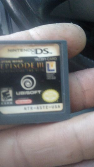 Two DS games for the kids for Sale in Montclair, CA