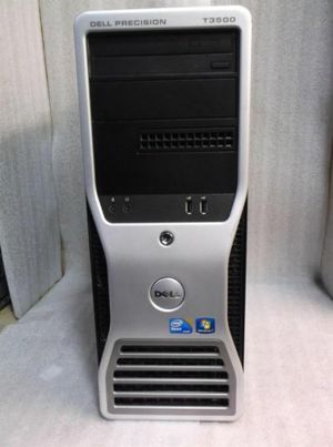 PC fast INTEL Xeon 8 cores computer desktop WIN 10 runs great for gaming and graphics and engineering LOOK for Sale in Bellflower, CA