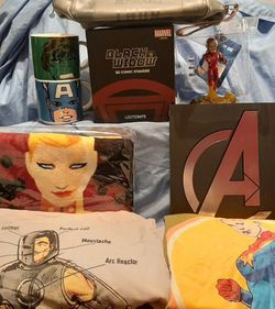 Marvel Collectors Lot for Sale in Colfax,  IA