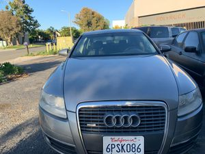 PARTS ONLY. '06 Audi A6 read description for Sale in Montclair, CA