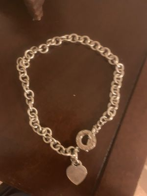 Tiffany toggle necklace for Sale in Quincy, MA