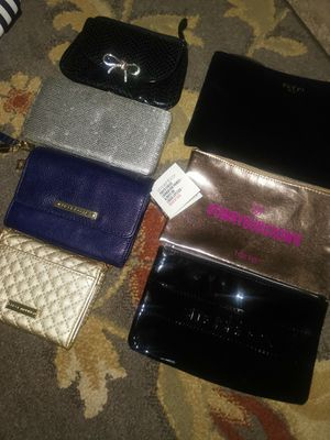 Brand names makeup bags and purses wallets for Sale in Costa Mesa, CA